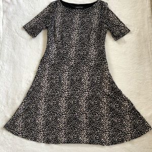 Jones New York Spotted Dress Size 14